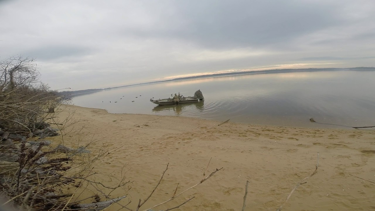 Duck hunting January 18, 2017 Eastern Shore, Maryland ...