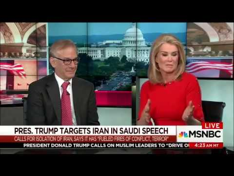 BBC World News Anchor  Iran is Potentially Pro American