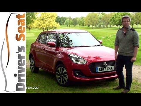 2017 Suzuki Swift Review | Driver's Seat
