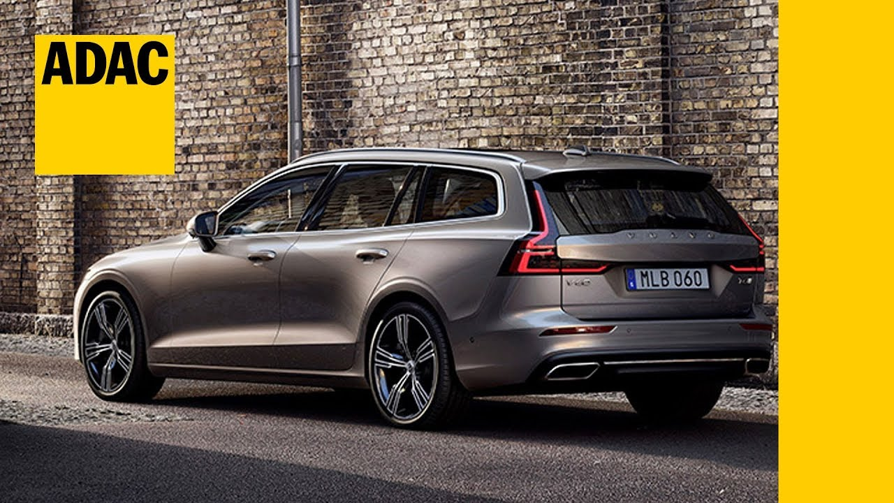 volvo v60 premiere daten preis motorwelt check i adac. Black Bedroom Furniture Sets. Home Design Ideas