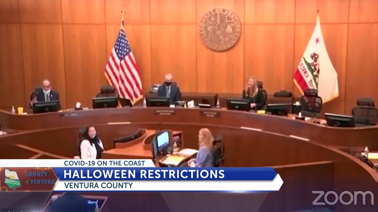 Halloween Activities 2020 Near Me Ventura County Ventura County lifts ban on trick or treating during pandemic