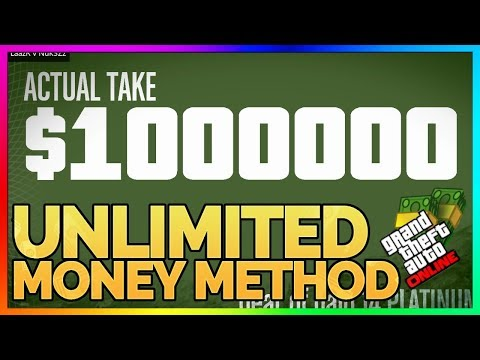 How To Make $1,000,000 Million PER HOUR in GTA 5 Online | NEW Best Fast Unlimited Money Guide/Method