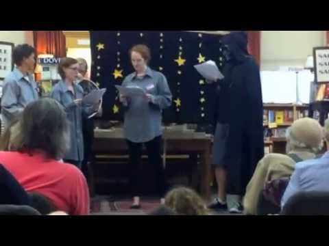 William Shakespeare's Star Wars at Boulder Book Store