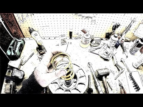How To - Dirty Dawg RZR Secondary Clutch Kit