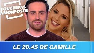 Le 20.45 de Camille Combal : Bernard Montiel amoureux de Kelly Vedovelli ?