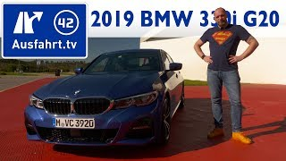 2019 BMW 330i Limousine (G20) - Kaufberatung, Test, Review