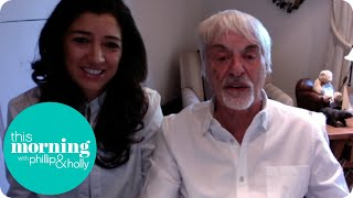 89 Year Old Billionaire Bernie Ecclestone On Becoming A Father | This Morning