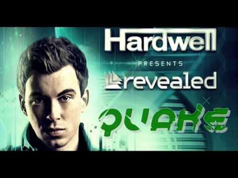 Hardwell Revealed vol 4 - Quake (Marco V Alex Guesta Stefano Pain)