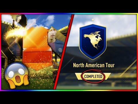 FIFA 17 | NORTH AMERICAN TOUR SBC *CHEAP* (FIFA 17 NORTH AMERICAN TOUR SQUAD BUILDER CHALLENGE)