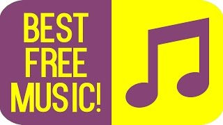 TOP 5 BEST ROYALTY FREE MUSIC SOURCES! FREE TO USE MUSIC FOR YOUTUBE VIDEOS!(, 2016-07-01T00:30:00.000Z)