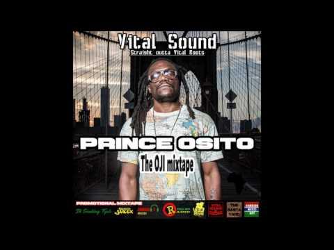 Prince Osito - THE OJI MIXTAPE (By VITAL SOUND)