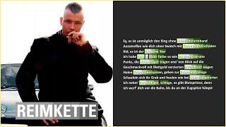 Kollegah Reimkette: König Westdeutschlands