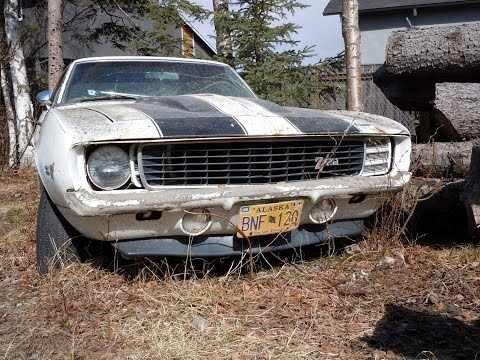 Thumbnail: 1969 Camaro RS/SS First Start up in 28 Years: Project Update 3 Years Later