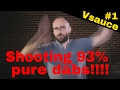 Vsauce Compilation #1 - Shooting 93% Pure Dabs