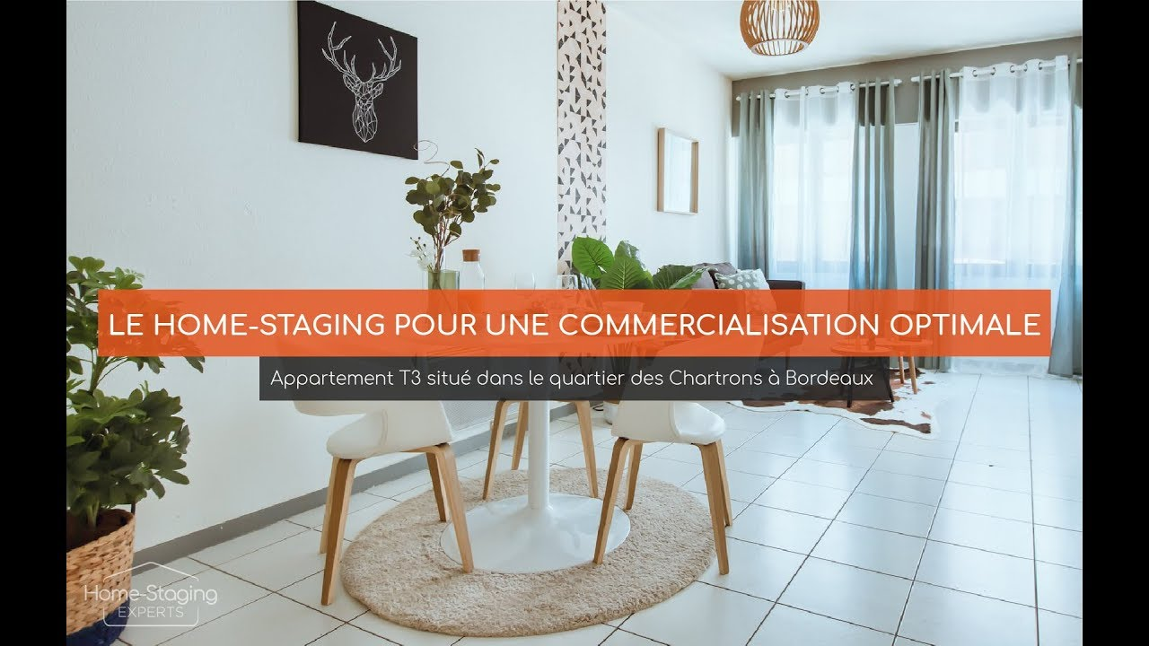 Home Staging Bordeaux home-staging dans un t3 à bordeaux - par jordan herisse, home-stagist sur  bordeaux
