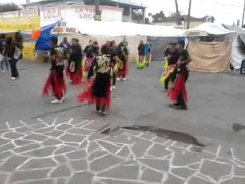Matlachines de Matamoros Tamaulipas