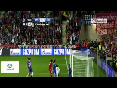 Bayern Munich vs Chelsea Super Cup 2013 (2-2) 5-4 Penalties--All Goals & Highlights®