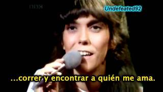 Carpenters - Rainy Days and Mondays Subtitulada