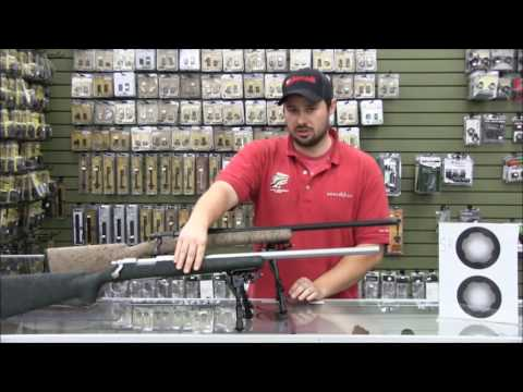 Remington 700 5R Rifiling