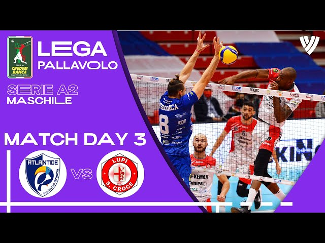 LIVE 🔴 Brescia vs. Santa Croce - Men's Serie A2 | 2021