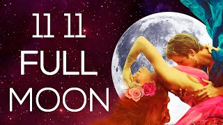 3 Things Twin Flames Need to Know: Full Moon November 12, 2019