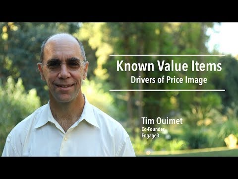 Known Value Items - Drivers Of Price Image
