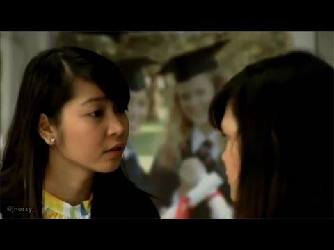 Jessica Veranda (Ve JKT48) cuts @ Rumah Tanpa Jendela ()