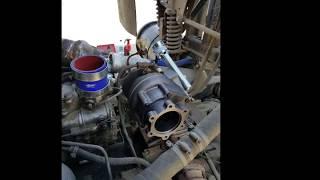 Турбіна на 2-а бару на двигун ямз 238-д