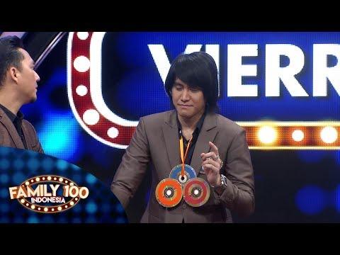 Bisakah Vierratale merebut poin J-Rocks? - PART 2 - Family 100 Indonesia