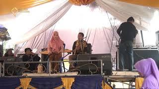 sinden hijab cantik suaranya keren banget nyanyi lagu sunda kacapi suling