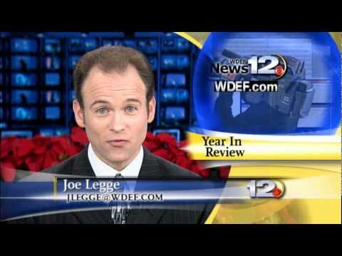 Chattanooga, Tennessee Valley 2010 Year In Review Part 4 of 4