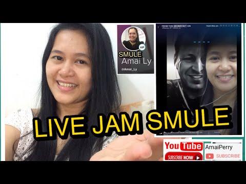 SMULE LIVE JAM KELEBIHAN DAN KEKURANGANYA /LOVE SINGING & MUSIC