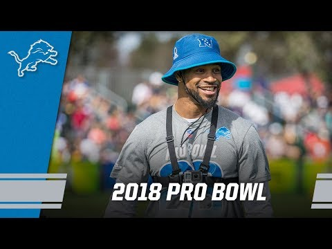 Darius Slay Wired For Sound: 2018 NFL Pro Bowl Day 2