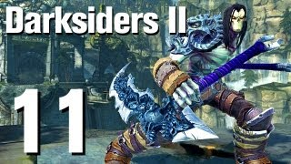 Darksiders 2 Walkthrough Part 11 - Chapter 1