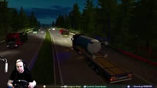 Euro Truck Simulator 2 Promods na modach.