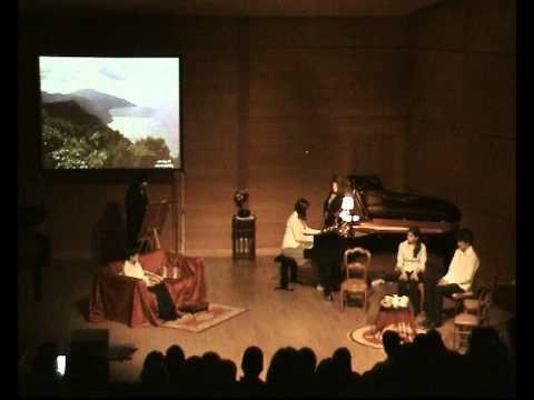 Chopin chez George Sand