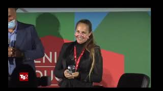 Servizio TG2 - Sorriso Diverso Venezia Award 2020