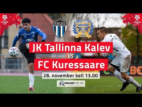 Tallinna Kalev Kuressaare FC Goals And Highlights