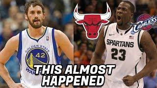 "BIGGEST ""NBA WHAT IFS"" That Are Forgotten About"