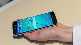 Samsung Galaxy S6/S6 edge: Fotoaparát a batéria