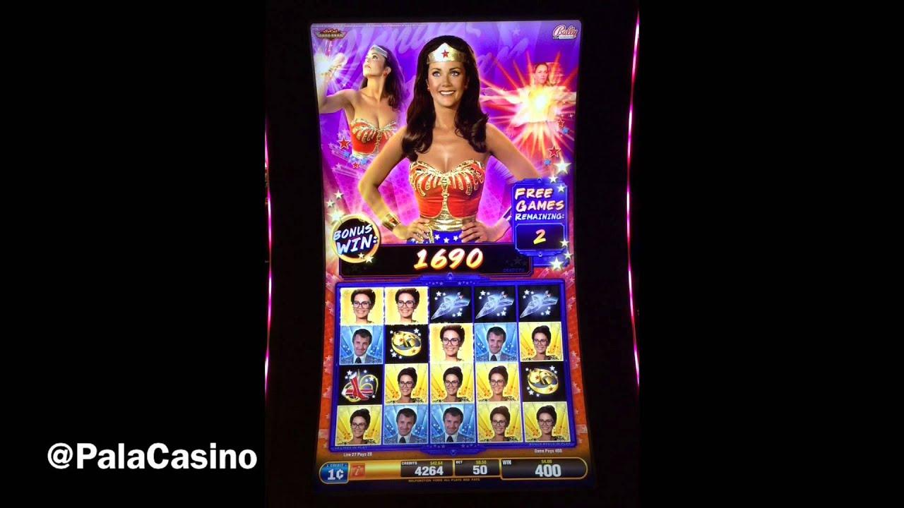 Wonder Woman Casino Game