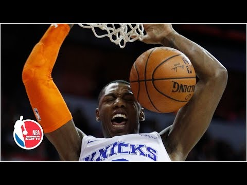 The Biggest and Boldest Moments from the NBA's Summer League Session