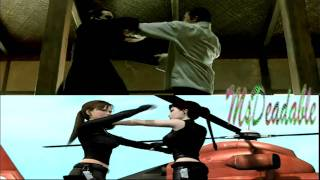 Tomb Raider: Lara`s shadow & The Matrix Reloaded - Music video