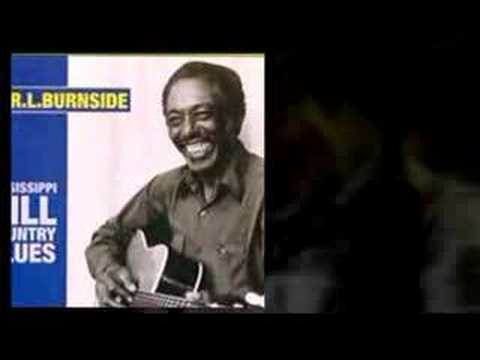 Goin' Down South - R.L. Burnside (with Lyrics Born)