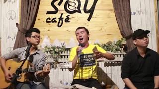 Phai dấu cuộc tình | Guitar Tân Bo Cover | Tuấn Anh | Khoa Âu Cajon | Say Acoustic Cafe
