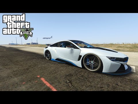 How To Install Bmw I8 For Gta V New