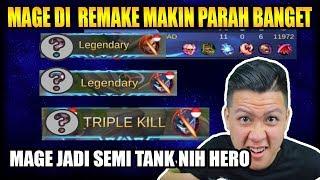 MAGE INI DI BUFF ?? JADI GG KALAU NGETANK DAN JADI VAMPIRE !!  - Mobile Legend Bang Bang