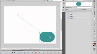 Копирование анимации в Adobe Flash CS4 (23/42)