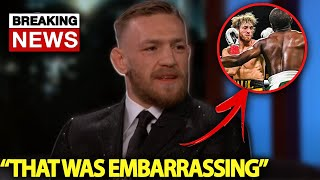 Celebrities React To Logan Paul VS Floyd Mayweather *FULL FIGHT*