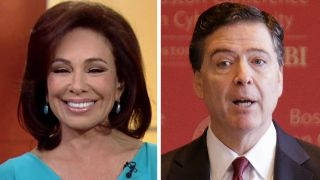 Judge Jeanine takes on Comey, Trump's wiretap claims